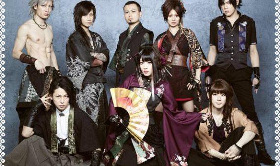 「和楽器バンド」鈴華ゆう子の年齢は35歳?新アルバム・オキノタユウ動画