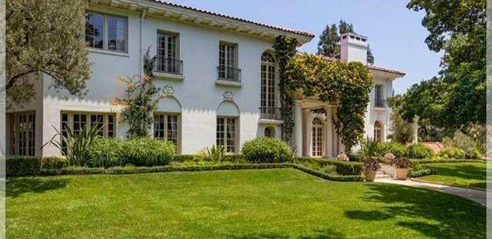 アンジェリーナジョリーLAに豪邸を購入!どんな自宅?【画像あり】