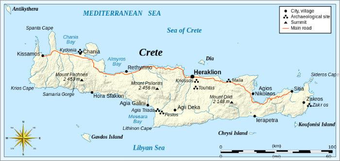クレタ島00