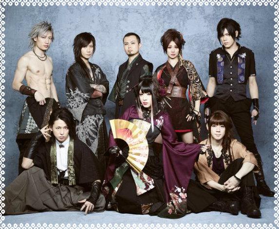 年齢 鈴華 ゆう子 和楽器バンド「蜷川べに」モデルもできる美脚津軽三味線奏者の実力